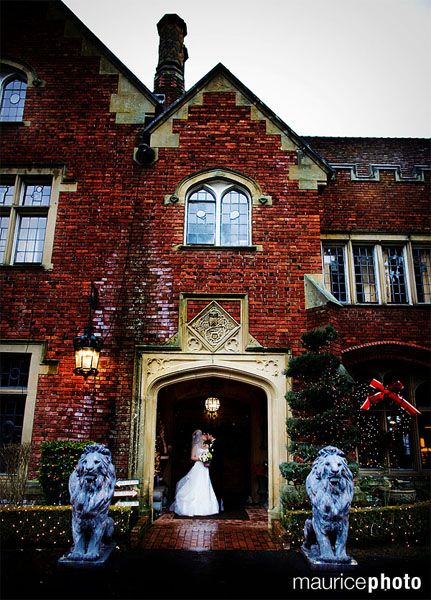 Thornewood Castle - Seattle Wedding Venue for Unique Seattle Weddings