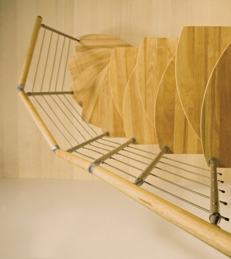 Dolle Copenhagen Space Saving Stair Kit (Loft Stair) # From £980.00 (Inc