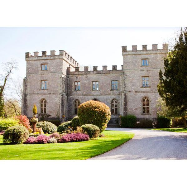 The Best Castle Wedding Venues | hitched.co.uk clearwell castle glou