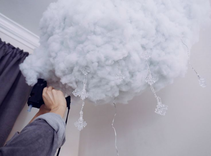 Cloud light DIY