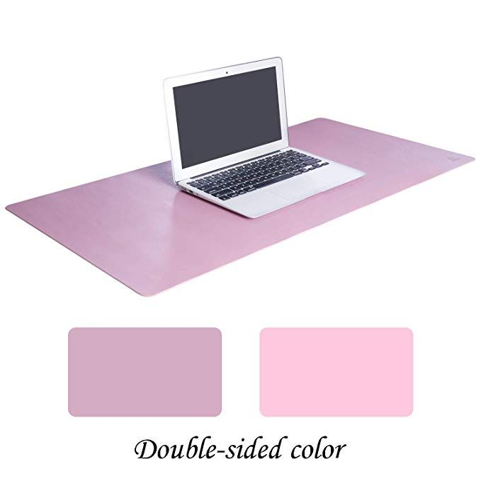 French Koko Large Desk Mouse Pad Desktop Mat See This Great Product It Is An Affiliate Link To Amazon In 2020 Desk Mouse Pad Desk Mat Large Desk