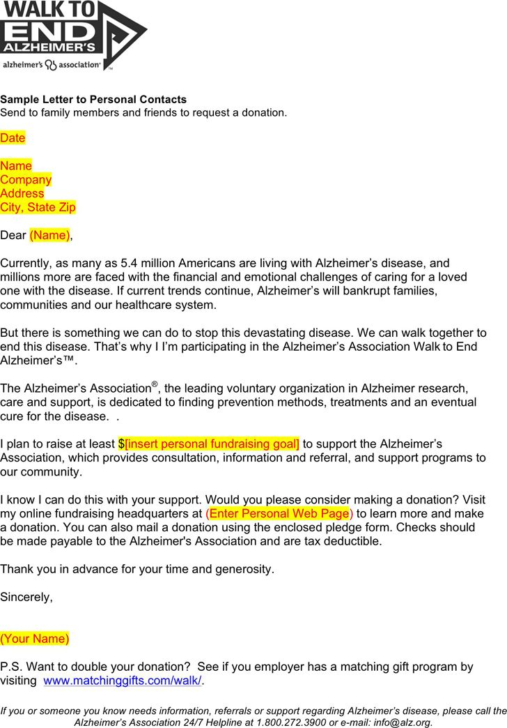 14 best FUNDRAISING LETTERS images on Pinterest Fundraising - example of sponsorship letter