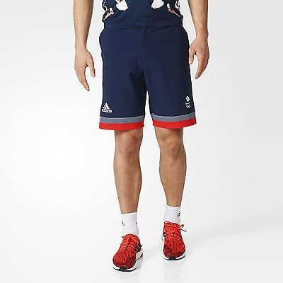 Adidas mens gents team gb #tennis climachill bermuda #shorts bottoms - #indigo,  View more on the LINK: 	http://www.zeppy.io/product/gb/2/232022555420/