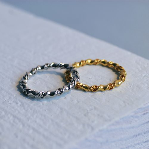 Midi Rings in Gold and Silver for Women / Миди кольца / Кольца на фаланги