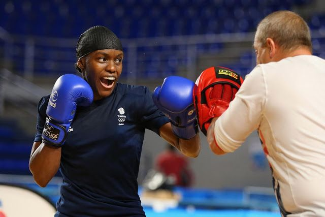 #Rio2016 - David Haye says champions like Nicola Adams can help Team GB equal Olympic boxing feats of London 2012