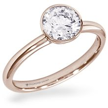 17 Best ideas about Bezel Engagement Rings on Pinterest | Modern engagement  rings, Bezel ring and Cleaning diamond rings