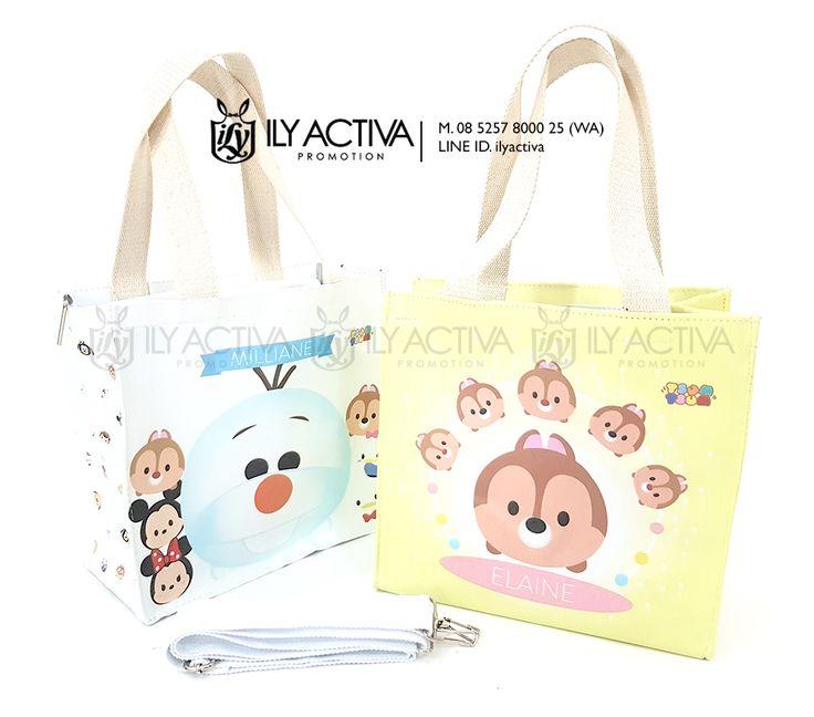 Goodie Bag Printing -- Bu Lely, Surabaya