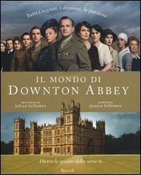 28/12/12: Il ritratto di un'epoca guardato dal backstage: 'Downton Abbey' e' una grande tenuta nello Yorkshire in cui rivive un mondo perso per sempre, quello delle grandi magioni della nobilta' inglese e della loro folla di servitori