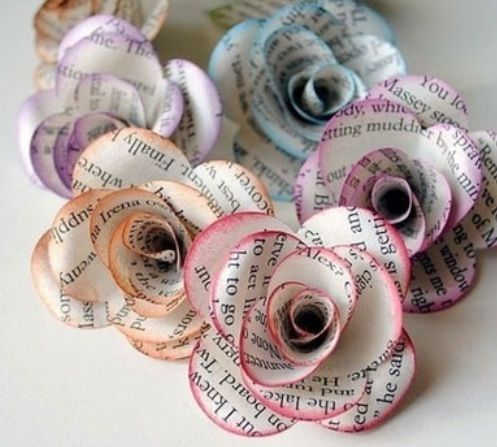 Paper Flowers 1 0 Projects Hobbies Pinterest Crafts Diy And