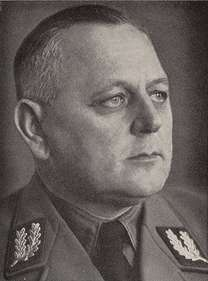 Fritz Wächtler (7 January 1891 - † 19 April 1945) was a Nazi German politician and Gauleiter of the eastern Bavarian administrative region of Gau Bayreuth. Trained as a primary school teacher, he also became head of the National Socialist Teachers League (NSLB) in 1935. During World War II he held the honorary rank of SS-Obergruppenführer and Reich Defense Commissar of Bayreuth.
