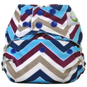 Sweet Pea Bamboo All-in-One Diapers - Cloth Diapers Canada