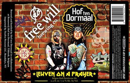 mybeerbuzz.com - Bringing Good Beers & Good People Together...: Free Will Reveals Hof Ten Dormaal Philly Beer Week...