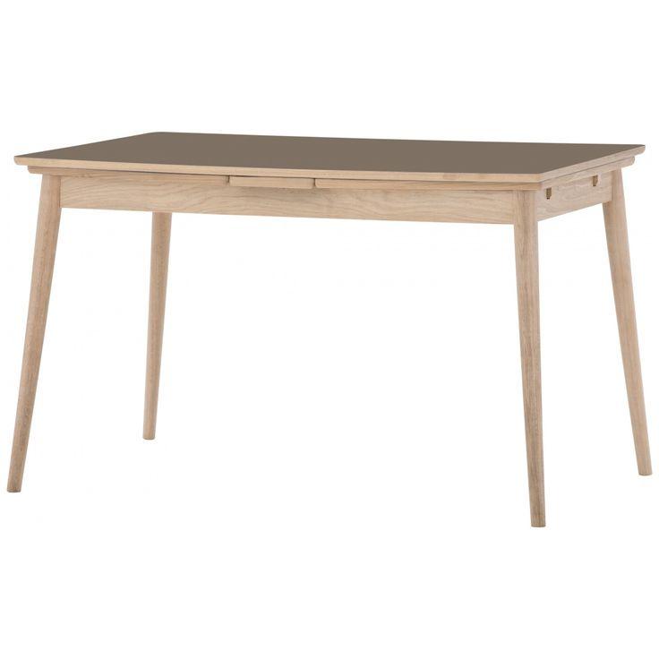 Diese Tische Bezaubern Mit Schmal Zulaufenden Tischbeinen, Abgerundeten  Ecken Oder Farbigen Linoleumplatten. Der Fokus Aber Liegt Auf  Naturbelassenem Holz.