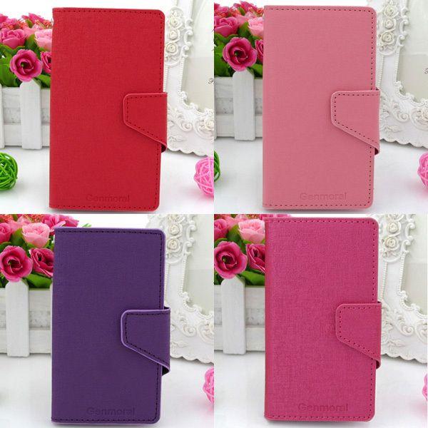 Genmoral марка дизайн искусственная кожа покрытия мобильных телефонов сумка кожи оболочки чехол флип для Nokia 5800 хп