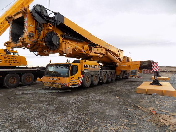 Mcnally S Crane Hire Windhoist Liebherr Ltm 11200 9 1