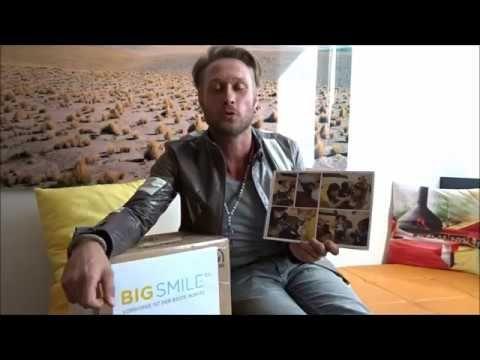 Nico Schwanz supports BIG SMILE!
