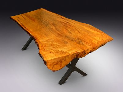 Bill Moore handmade handcrafted accshow woodworking
