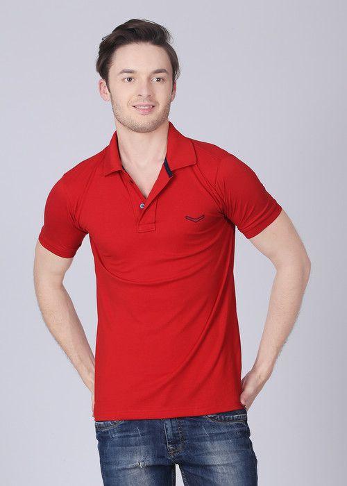 Integriti Solid Men's #Polo Neck #style #BeUrself #fashion