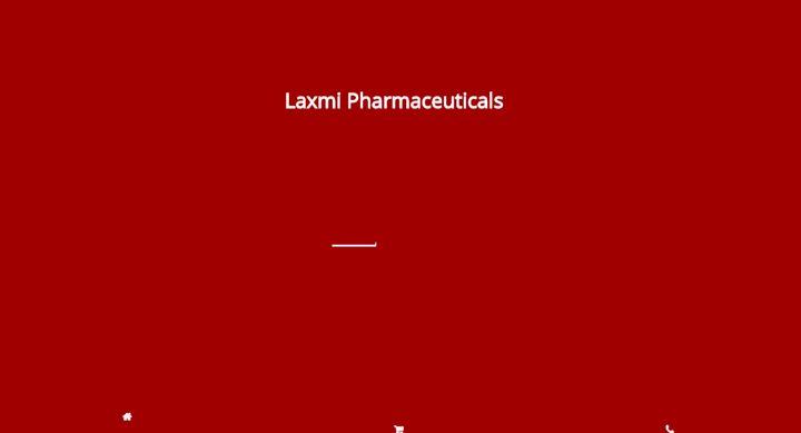 Laxmi Pharmaceuticals  http://bit.ly/LaxmiPharmaceuticals …