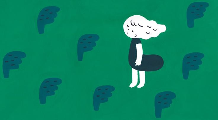 Illustrations of Sato Kanae