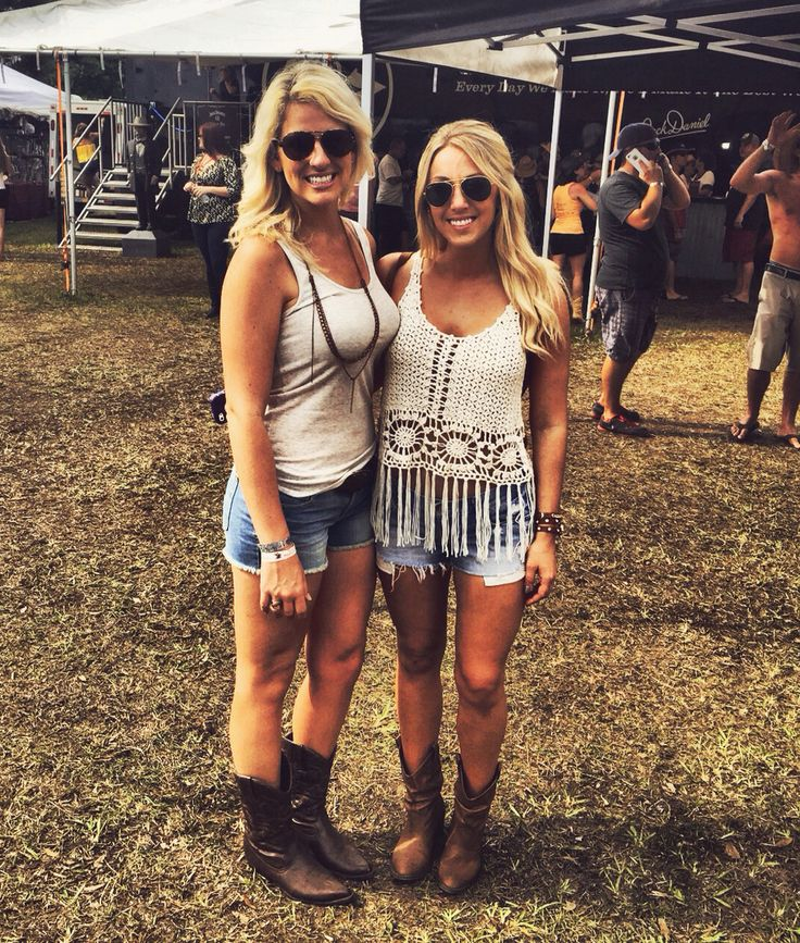 Country concert outifit