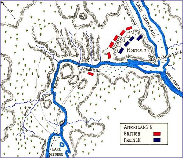 Best American Revolution Images On Pinterest The Battle - Battle of saratoga us maps