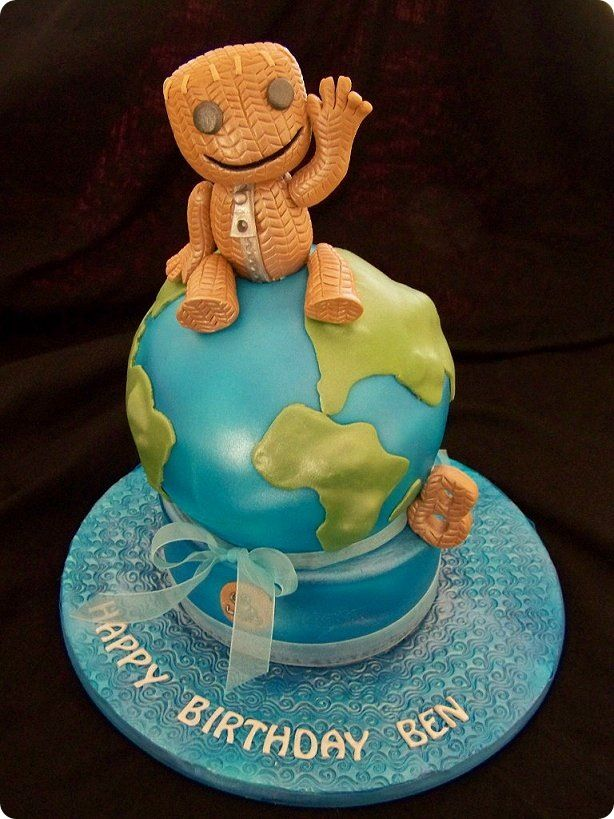 17 Best Images About Little Big Planet Party On Pinterest