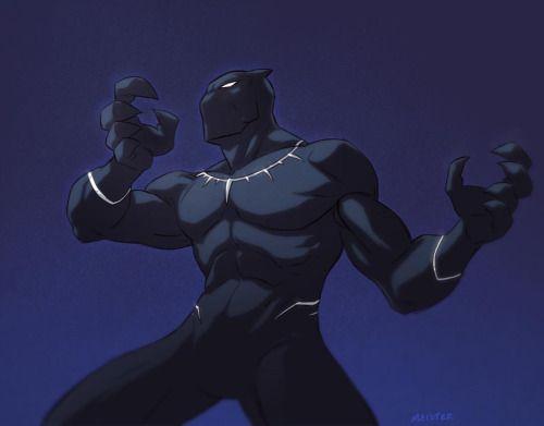 MCU Black Panther - Eric Meister