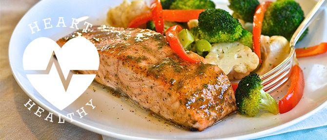 Heart-Healthy+Recipe:+Mustard-Glazed+Salmon