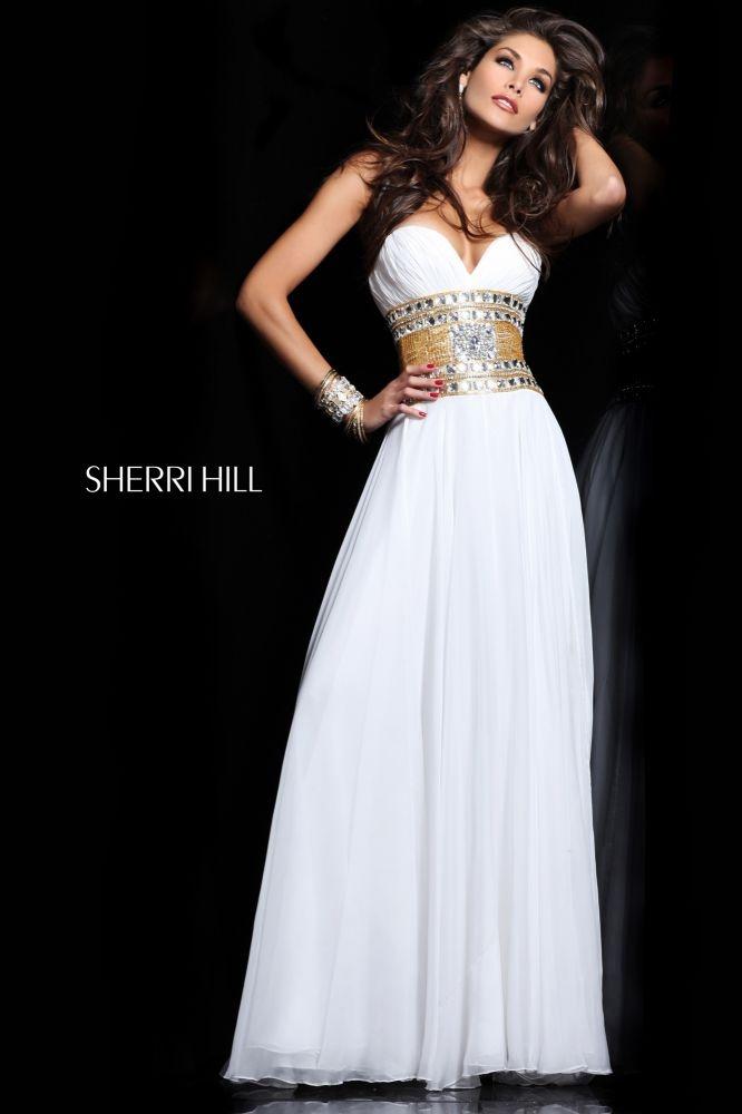 Miss Universe 2008 - Dayana Mendoza for Sherri Hill - 2013