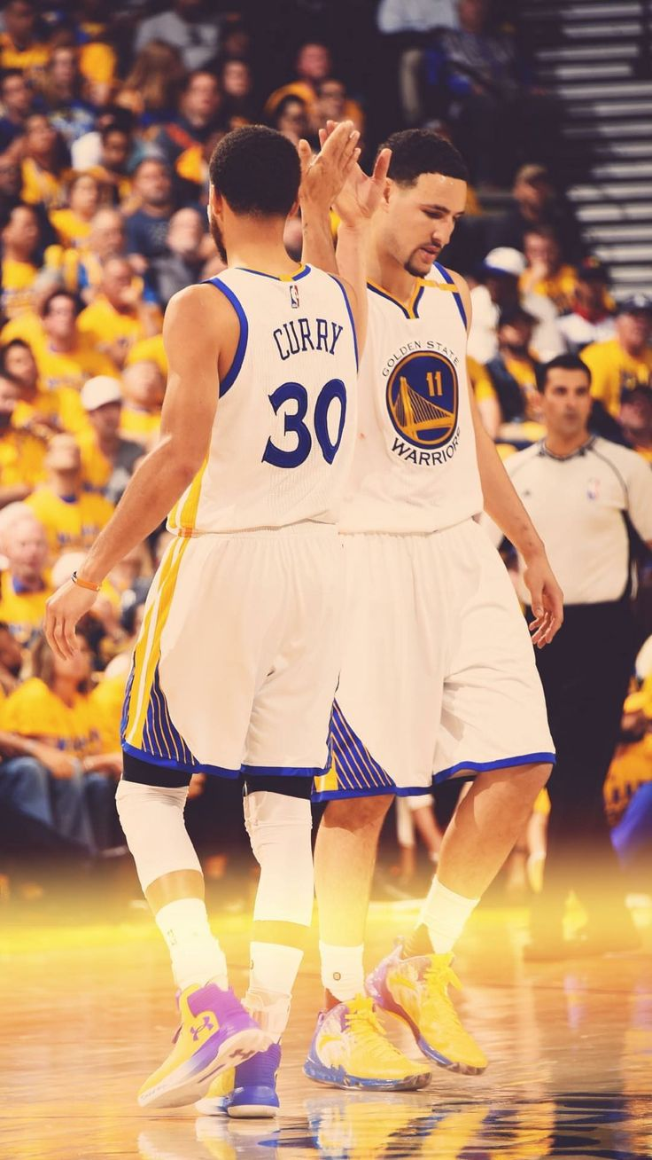 Miami heat lebron jamess vs golden state warriors nba2k17 miami - Curry And Thompson Wallpaper Basketball Playersgolden State Warriorsstephen