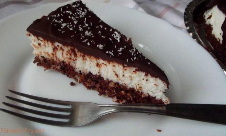 Lisztmentes csokis kókuszos álom