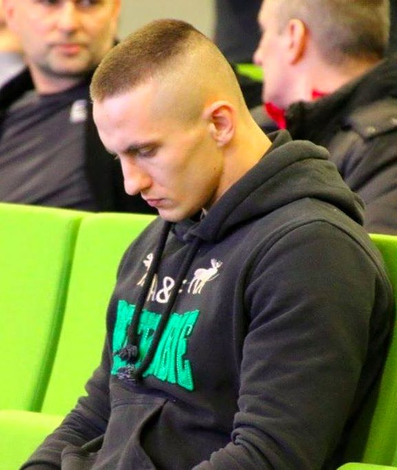 high and tight haircut russian men hairstyle photo | High