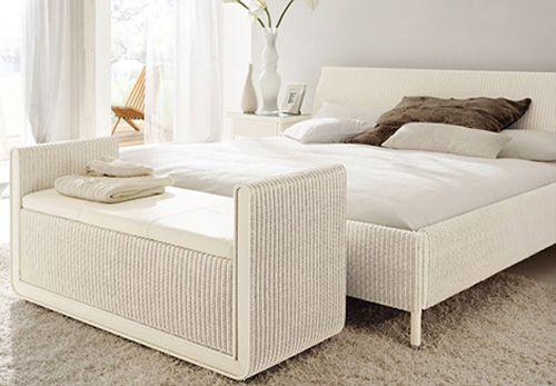 White Wicker Ideas : White Wicker Furniture Bedroom Suite Design Image id 32677 - GiesenDesign