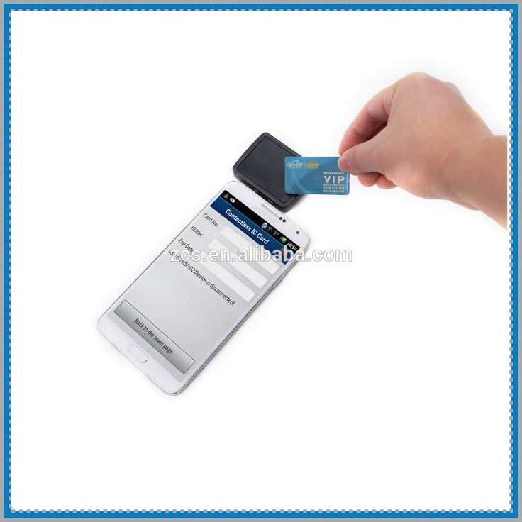 mobile rfid proximity card reader with USB
