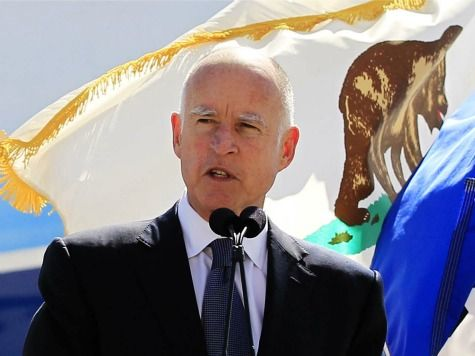Gov. Jerry Brown to Mexican Illegals: 'You're All Welcome in California!'  CA Gov. Jerry Brown just did the unthinkable and openly declared war on America and all Americans.  Obama is going to do the same soon.  We need to STOP these evil, corrupt Anti-American politicians NOW!