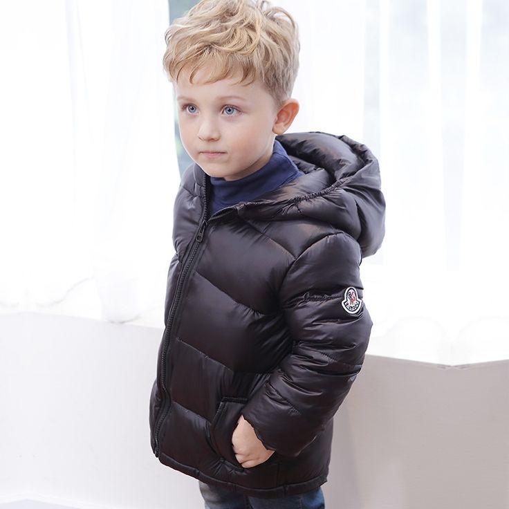 21.98$  Watch now - http://aliqb1.shopchina.info/go.php?t=32778811567 - 2016 New Baby Boy Coat & Baby Girl Jacket Kids Warm Winter Hooded Coat Children Clothes boy Down Jacket kid jackets 3-7years 21.98$ #aliexpresschina