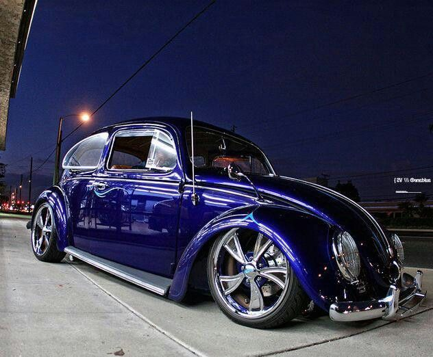 Gorgeous blue vw bug                                                                                                                                                                                 More