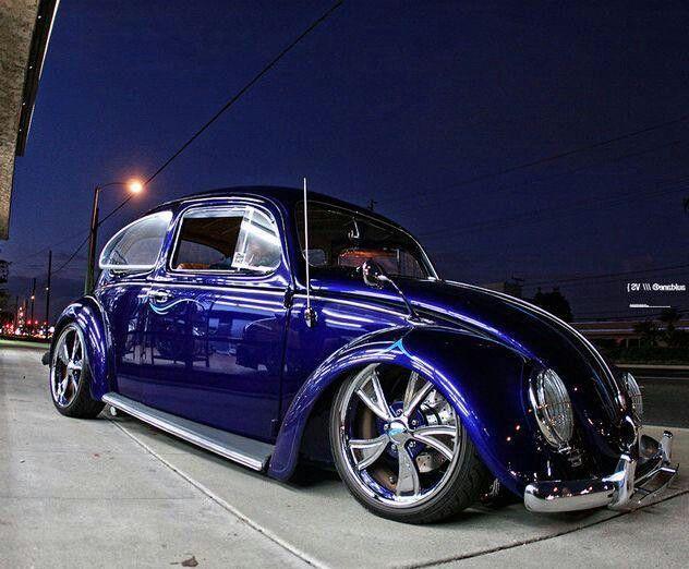 Gorgeous blue vw bug                                                                                                                                                                                 More