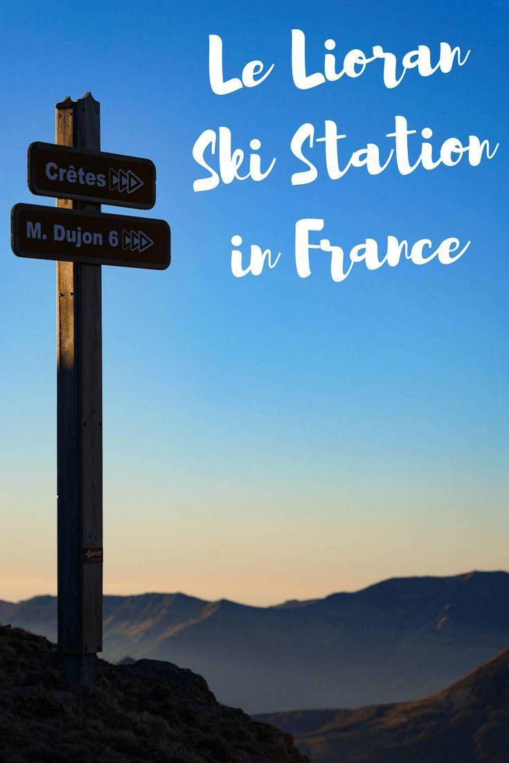 Le Lioran Ski Station in Central France has more to offer than ski slopes!