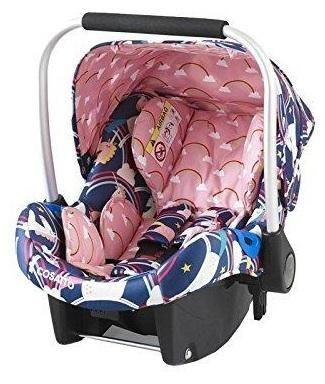 Unicorn Themed Cosatto Baby Car Seat Cute For
