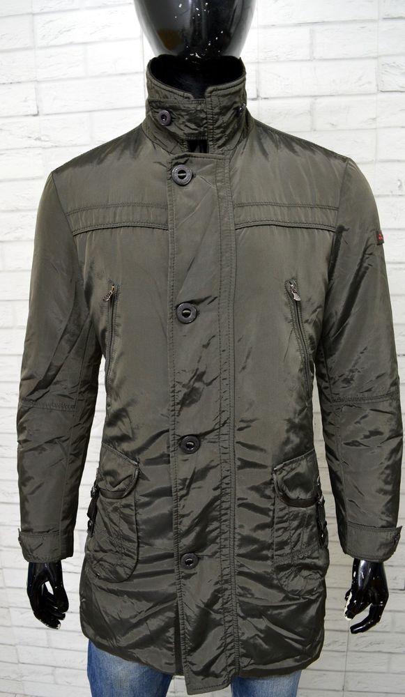 premium selection 8276a 6be00 Giacca Parka PEUTEREY Uomo Taglia 50 Giubbotto Jacket PIUMA ...
