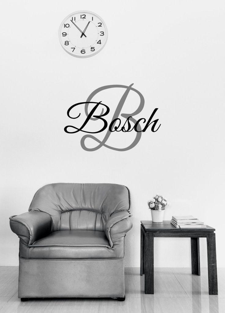 Last Name Wall Decor 148 best monogram|name|initials vinyl decalsthe vinyl company