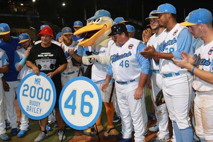 Buddy Bailey alcanzó las 2.000 victorias en Ligas Menores de la MLB #Beisbol #Deportes