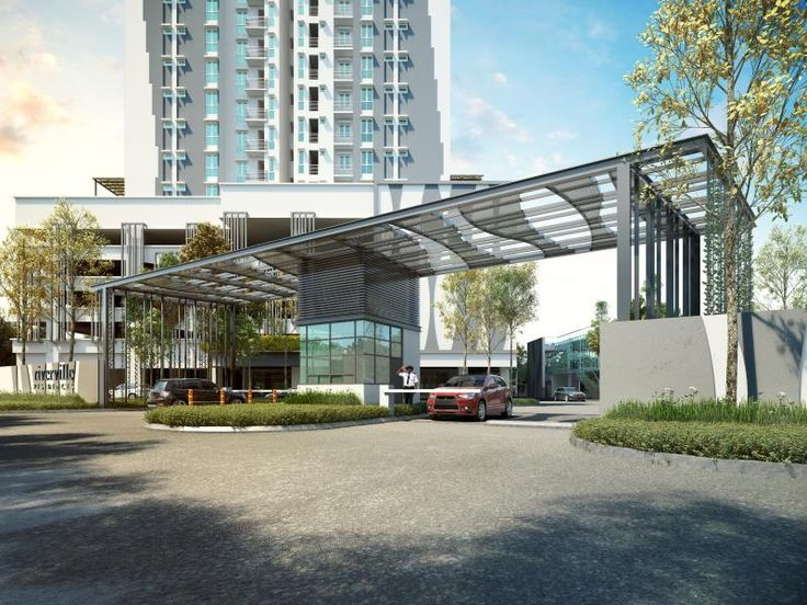 Riverville09 most reasonable price in old klang road kl for Home gateway architecture