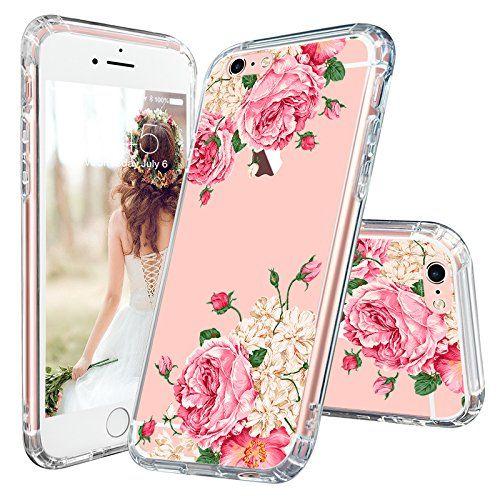 iPhone 6 Case, iPhone 6 Cover, MOSNOVO Floral Pink Rose F... https://www.amazon.com/dp/B01N57BWVQ/ref=cm_sw_r_pi_dp_x_e.oAzb7TPYG8X