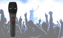 $29.95 Wharfedale DM5 Dynamic Microphone