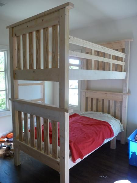89 Best Bunk Beds Images On Pinterest 3 4 Beds Bunk Bed