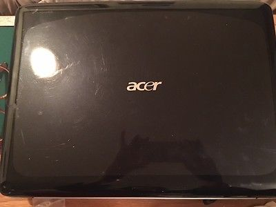 "Acer Aspire 7720 4284 17"" display 160 GHz Laptop Computer Vista Home Premium"