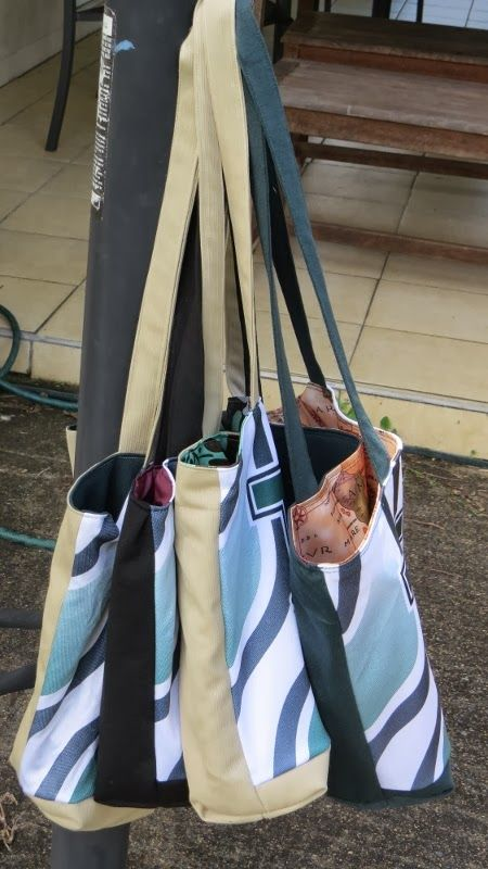 Creating my way to Success: Upcycled uniforms to bags
